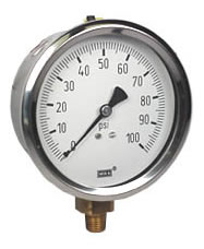 HVAC Pump Gauge